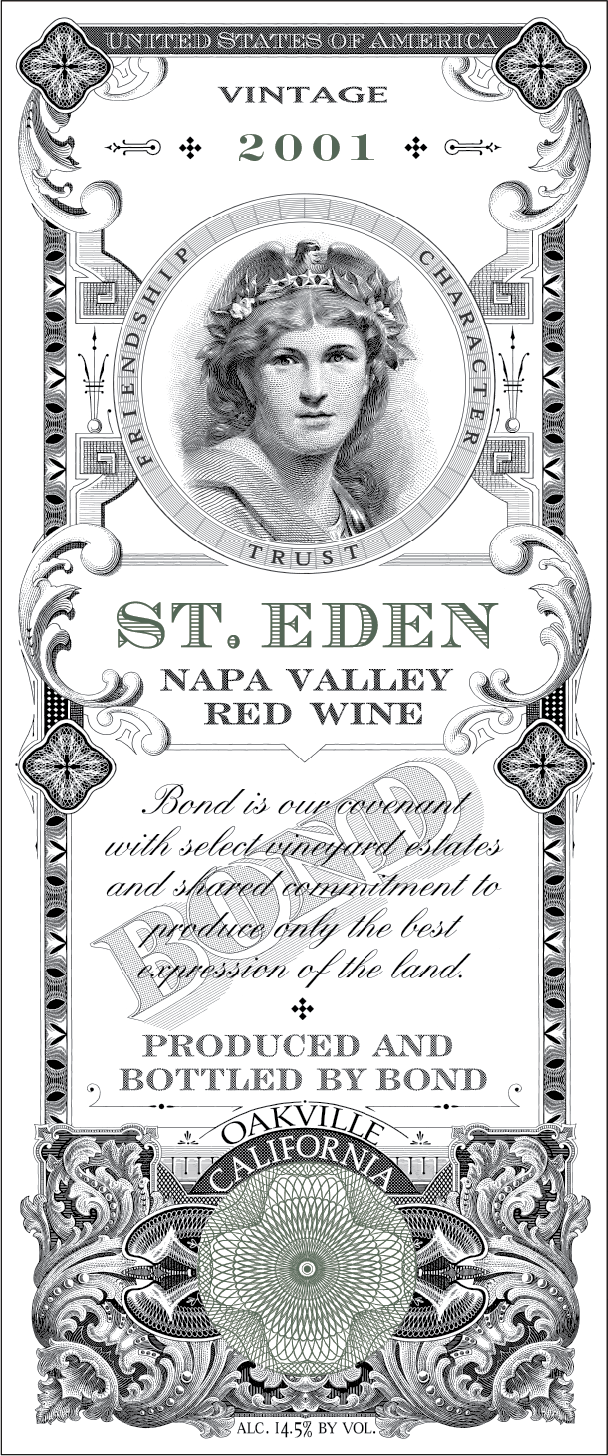 St. Eden Label