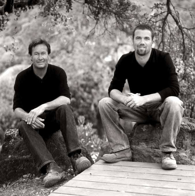 John Daniels (Project Manager), Micah Flynn (Ranch Manager)